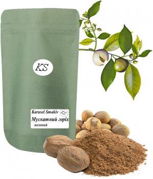 Мускатний горіх мелений Карусель Смаків Преміум 1 кг (2220100031048)