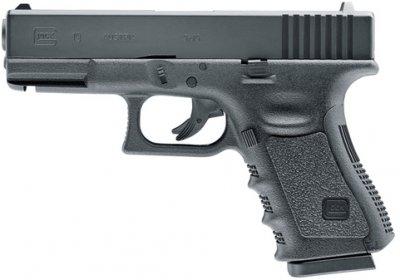 Пневматичний пістолет Umarex Glock 19 (5.8358)