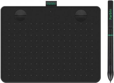 Графічний планшет Parblo A640 Black