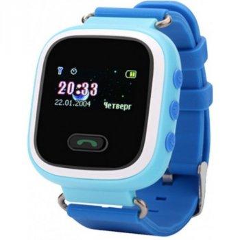 Детские Умные Часы Baby Watch Q80 с GPS трекером Голубой (456 V)