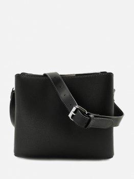 Женская сумка David Jones 2220019 Черная (1000002220019)