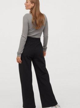 Спортивные брюки H&M 0949198001 Черные