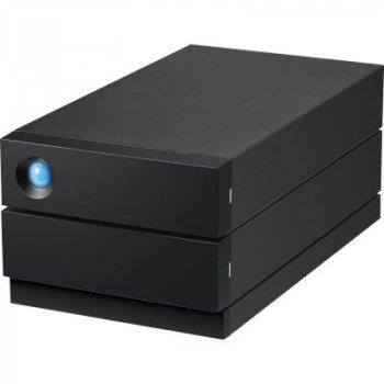 """Зовнішній жорсткий диск LaCie 3.5"""" 4TB (STHJ4000800)"""
