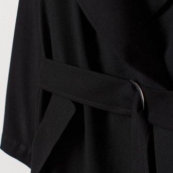 Пальто H&M 0840312004 Чорний
