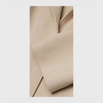 Пальто H&M 0869706002 Светло-бежевый
