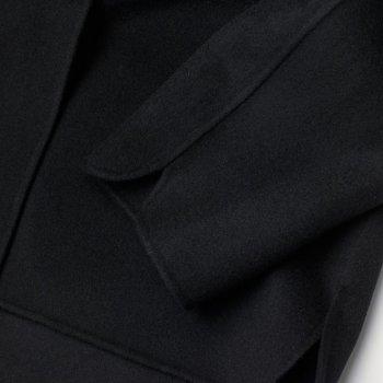 Пальто H&M 0853928001 Черный