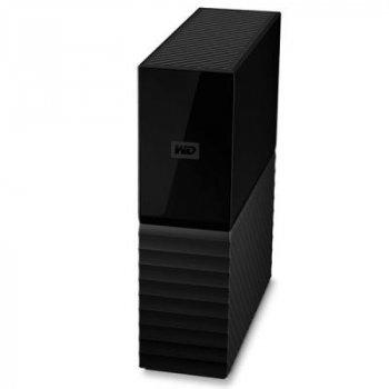 """Зовнішній жорсткий диск 3.5"""" 14TB My Book Desktop WD (WDBBGB0140HBK-EESN)"""
