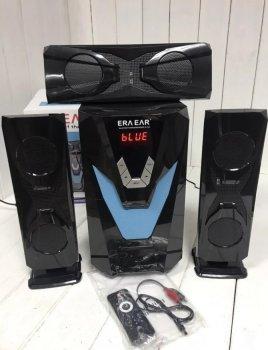 Акустическая система 3.1 Домашний кинотеатр Era Ear E-Y3L 60W Bluetooth Активный сабвуфер и 3 колонки