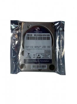 "Накопитель HDD 2.5"" SATA 200GB Mediamax 10000rpm 16MB (WL200GSA16RA100B) Refurbished"