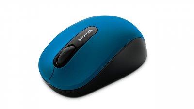 Мышь Microsoft Mobile Mouse 3600 BT Azul (JN63PN7-00024)