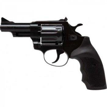 Револьвер під патрон Флобера Alfa 431 (чорний, пластик) (144942/5)