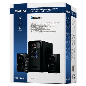 Колонки 2.1 SVEN MS-2051 Bluetooth (Refurbished)