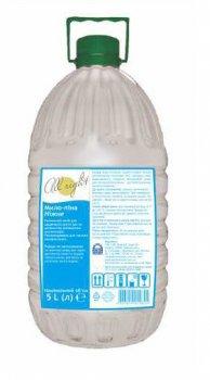 Жидкое мыло пена для дозаторов с пенообразующей помпой 5л All right прозрачное концентрат Helper Professional