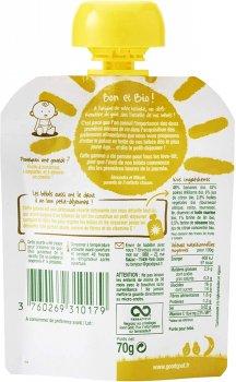 Дитячий фруктовий сніданок Good Gout Груша 70 г (3760269310179)
