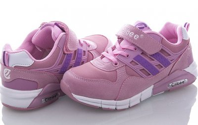 Кросівки Clibee FNF812p Рожевий