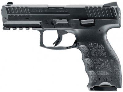 Пневматичний пістолет Umarex Heckler & Koch VP9 Blowback (5.8344)