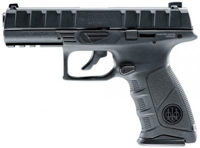 Пневматичний пістолет Umarex Beretta APX Blowback (5.8327)