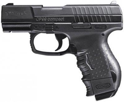 Пневматичний пістолет Umarex Walther CP99 Compact Blowback (5.8064)