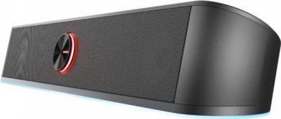 Акустична система Trust GXT 619 Thorne RGB Illuminated Soundbar (24007)