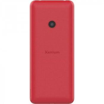 Мобільний телефон PHILIPS Xenium E169 Red