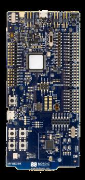 Налагоджувальна плата Nordic Semiconducto NRF52833-DK