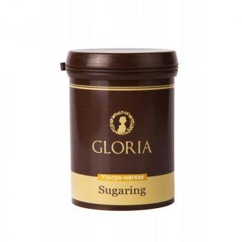 "Цукрова паста для шугарінга на фруктозі ""Ультра м'яка"" Gloria"", 330 гр"
