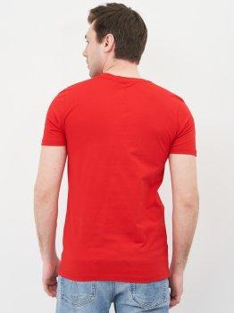 Футболка Calvin Klein Jeans 10658.2 Красная