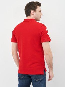 Поло Polo Ralph Lauren 10680.1 Червоне