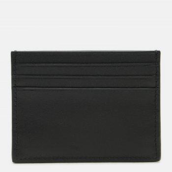 Картхолдер кожаный Calvin Klein Jeans Cardholder 6Cc K50K506402-BAX Ck Black (8719853770214)