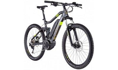 Електровелосипед Haibike SDURO HardSeven 1.0 Grey (Рама L)