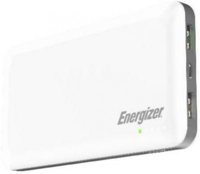 УМБ Energizer 10000 mAh QC3.0 White (UE10025QC (W))