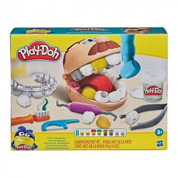 Набор для лепки Play-Doh Мистер Зубастик обновленный (F1259)