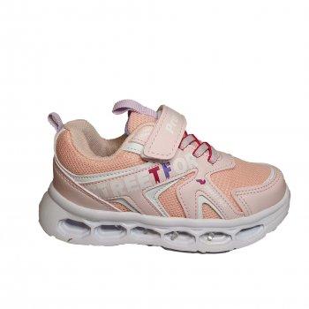 Кросівки Promax світло-рожеві світні (1700-08)