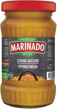 Горчица крепкая Маринадо 212 мл (4820055373562)