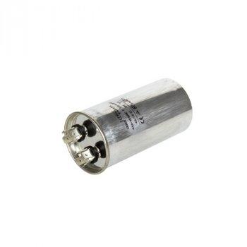 Конденсатор універсальний Ziperone CBB65 40uF 450V для кондиціонера (8 клем, 50x100mm)