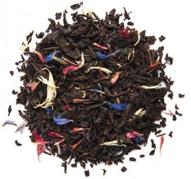 Чай органический черный Wital с Ароматом Бергамота пакетированный 17 шт х 1.5 г (4260498286317)