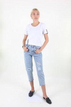 Штани WIQIQI 1280 джинс (Синій)