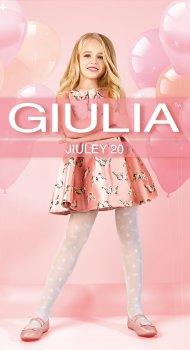 Колготки Giulia Jiuley (1) 20 Den 140-146 см Nero (4823102966182)