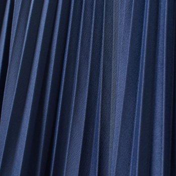 Спідниця H&M 2603-7356489 Темно-синя