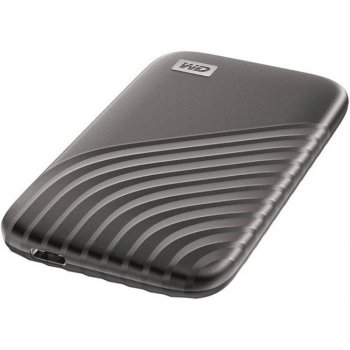 SSD накопичувач USB 3.2 Type-C 1TB WD My Passport (WDBAGF0010BGY-WESN)