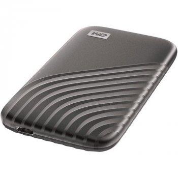 SSD накопичувач USB 3.2 Type-C 2TB WD My Passport (WDBAGF0020BGY-WESN)
