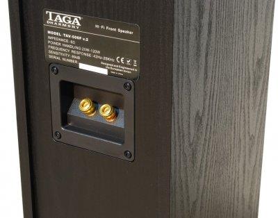 Напольная акустика TAGA Harmony TAV-506F v.2 Black