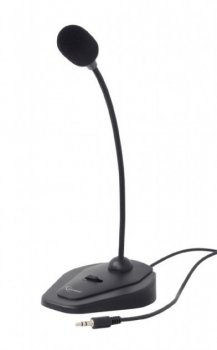 Микрофон Gembird MIC-D-01 black