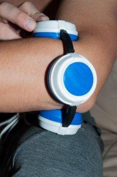Магнитотерапевтическое устройство Трио для физиотерапевтических процедур МАВР-3