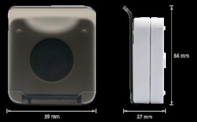 Кнопка для запуску правил OneTouch - Одинарна, CSB600