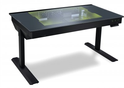 Корпус-стол Lian Li DK05-FX EU Black Gaming Desk (G99.DK05FX.02EU)