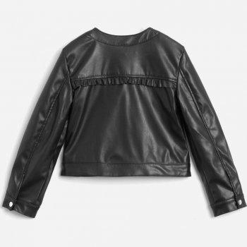 Куртка из искусственной кожи Coccodrillo Cutest Ever W20152201CUT-021 Темно-серая