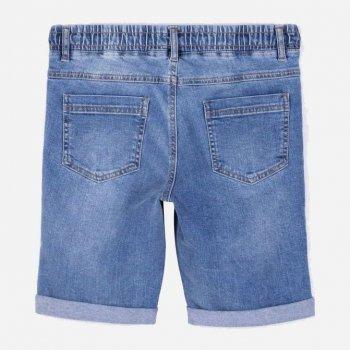Шорти джинсові Coccodrillo Epic Gamer WC1123301EPI-014 Блакитні