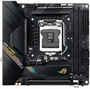 Материнська плата Asus ROG Strix B460-I Gaming Socket 1200