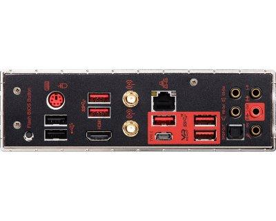 Материнська плата MSI MPG X570 Gaming Pro Carbon WiFi Socket AM4
